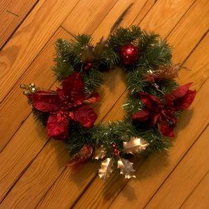 Other - Holiday Door Wreath